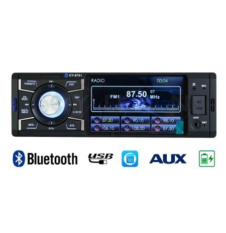 Kasetofon USB/SD/ AUX CY-9701