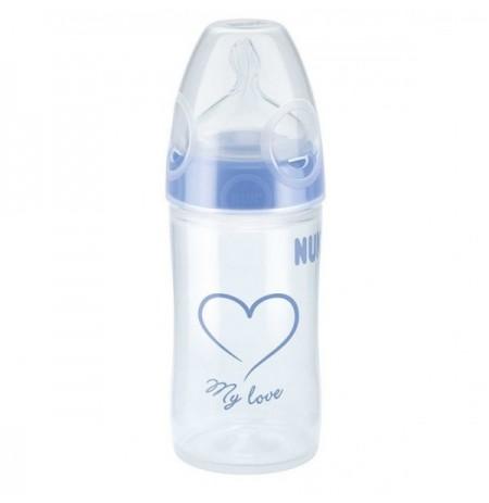 Nuk Shishe Plastike My Love me Biberon Lateks 150ml 0-6m