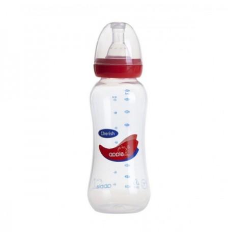 Apple Baby Biberon Shishe Plastike Bpa Free