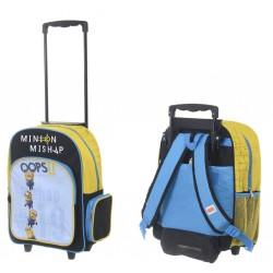 Cante shkolle Minion Mishap valixhe