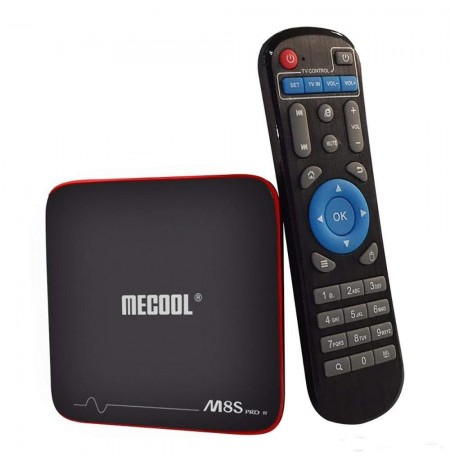 Android TV Box M8S Pro W 8 GB