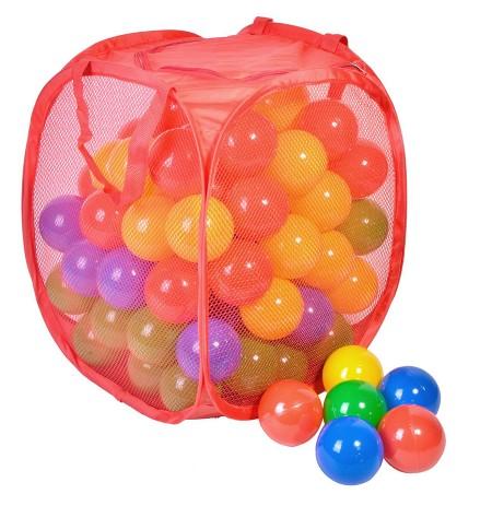 Topa Plastik 7 cm 100 cope
