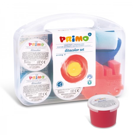 Bojra Primo Tempera Ditacolor 4x100ml