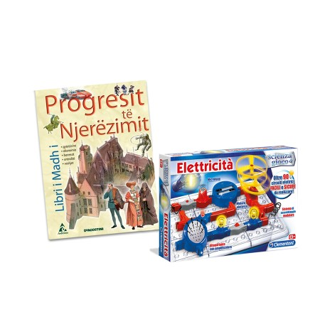 Set Elektricitet + Libri i Progresit te Njerezimit