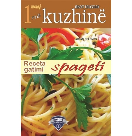 Receta gatimi – Spageti
