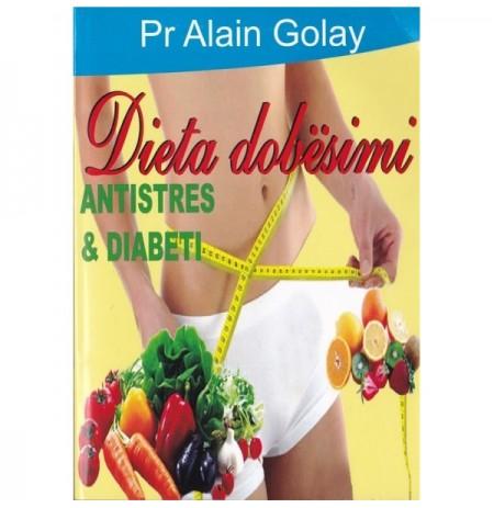 Dieta dobësimi, antistres dhe diabeti