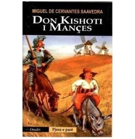 Don Kishoti i Mançës, seti i plotë me 2 vëllime