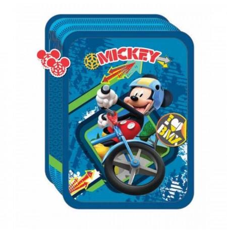 Diakakis Set me Mjete Shkollore Mickey 15x21x5