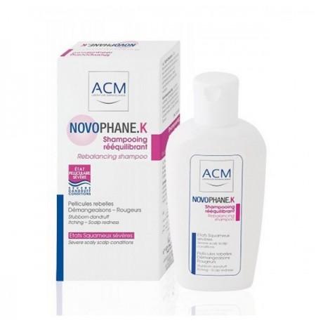 Shampo kunder Zbokthit Novophane K Shampo  125 ml