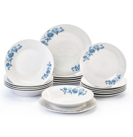 Set Pjatash Porcelani 18 Cope MH004