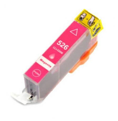 Kartuçë me bojë Kompatibël CLI-526 ngjyrë magenta 10ml