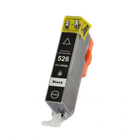 Kartuçë me bojë Kompatibël CLI-526 ngjyrë e zezë 10ml
