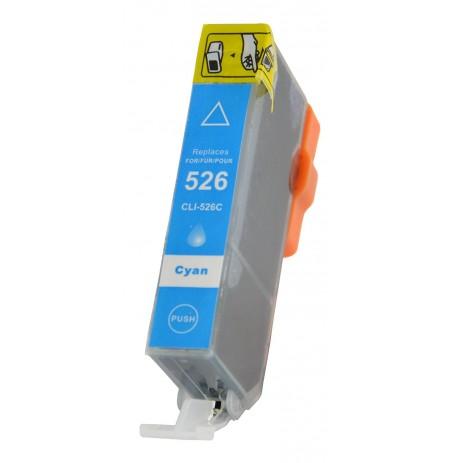 Kartuçë me bojë Kompatibël CLI-526 ngjyrë e kaltër 10ml