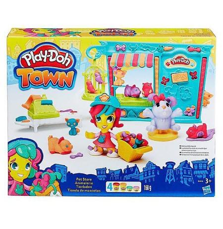 Play Doh Dyqani i Kafsheve