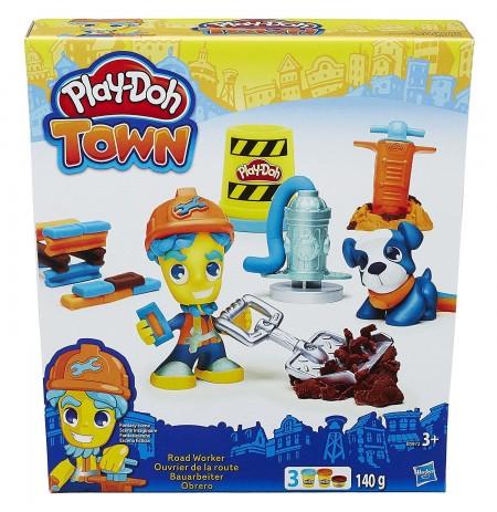Play Doh Set Banor dhe Kafshe Hasbro