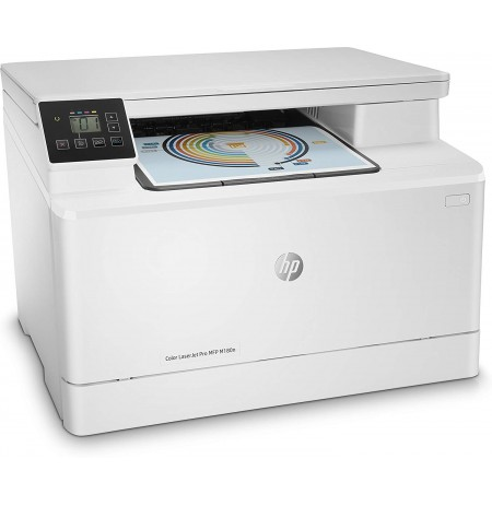 HP Printer All in One M180 network
