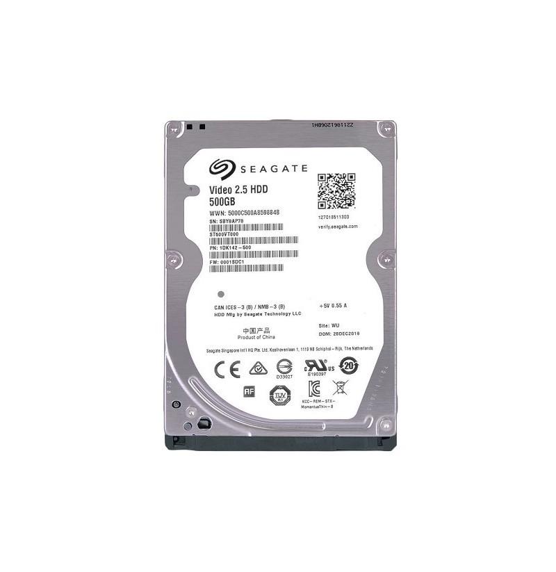 "SEAGATE HDD INT 2,5""500GB SATA3 5400RPM"
