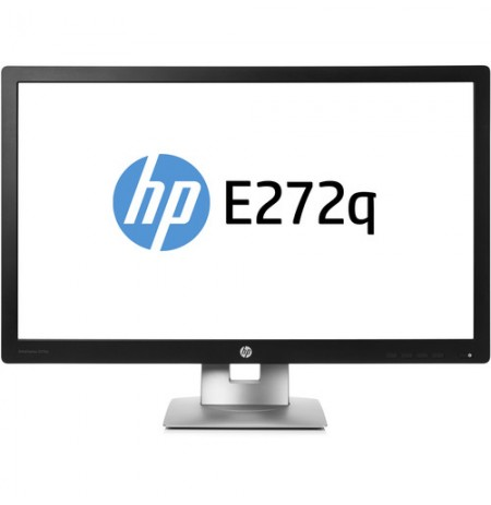 "HP Monitor EliteDisplay E272q 27"" LED IPS"