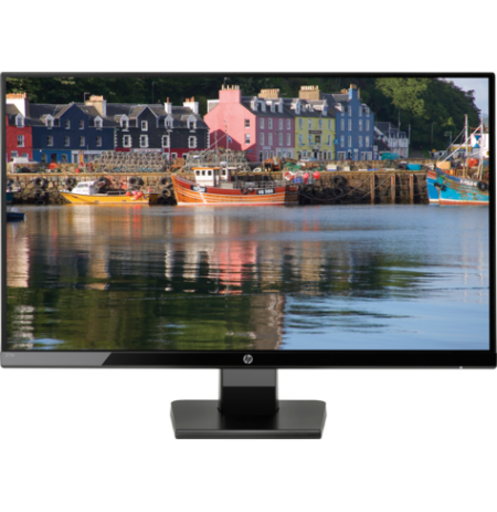 "HP Monitor 27w, 27"" LED IPS"