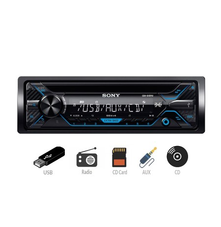 Kasetofon Sony CDXG1201U