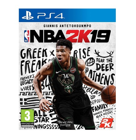 Loje Ps4 NBA 2K19