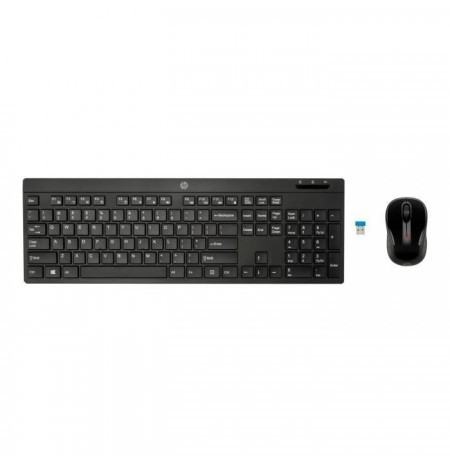 Tastiere dhe Mouse Wireless HP 200 Wireless