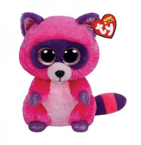 Raccoon Pink Prej Pellushi 28Cm