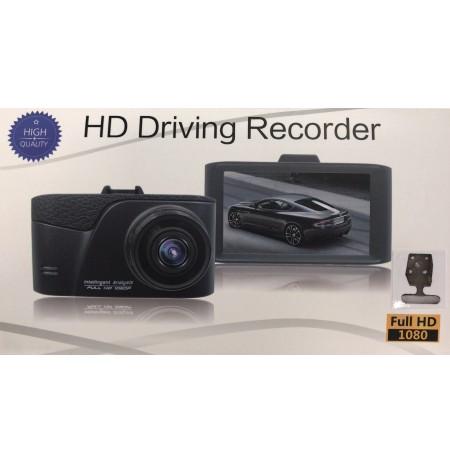 Kamera per Makine HD Driving Recorder + Kamera Parkimi