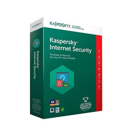 Kaspersky Internet Security MD 3Pc/1y