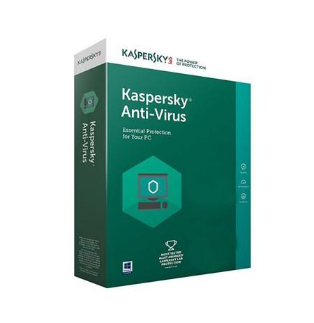 Kaspersky Antivirus Rinovim 1PC/1Y