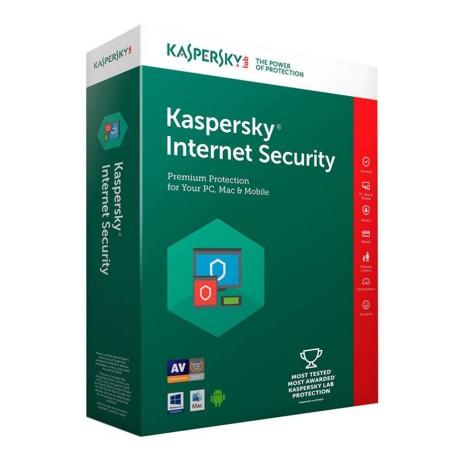 Kaspersky Internet Security MD RENEWAL 3 PC/1Y