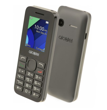 Alcatel 1054D Charcoal
