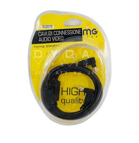 Kabell HDMI 1.4m