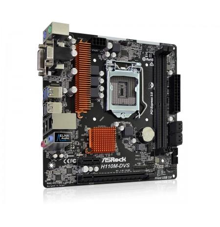 Motherboard ASRock MB Core 7th - 6th gen i7/i5/i3/Pen/Cel , LGA 1151