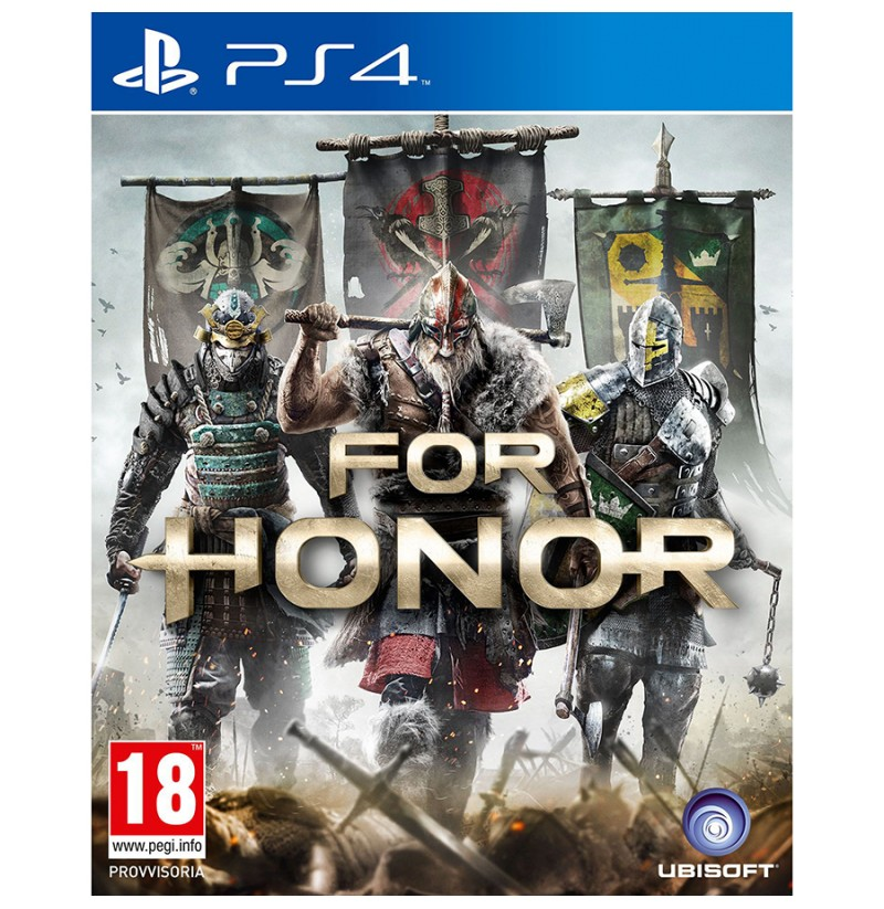 Loje Ps4 For Honor Standard Edition