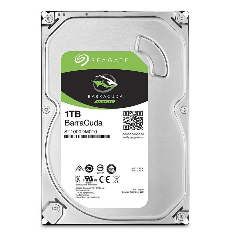 "SEAGATE HDD 3,5"" 1TB SATA3 7200RPM 64MB"