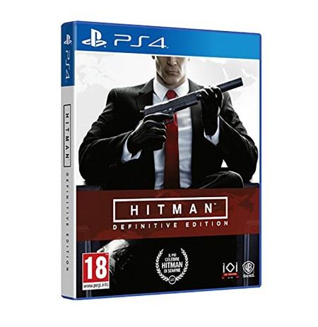Loje Ps4 Hitman Definitive Edition