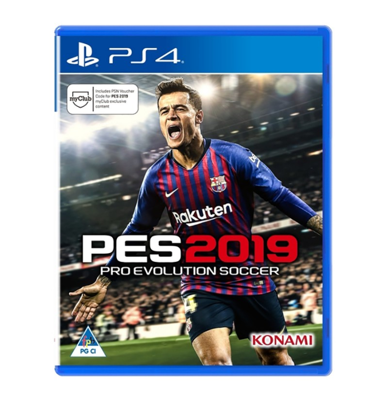 Loje Ps4 Pro Evolution Soccer 2019
