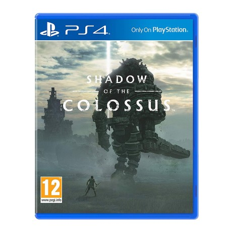 Loje Ps4 Shadow of the Colossus