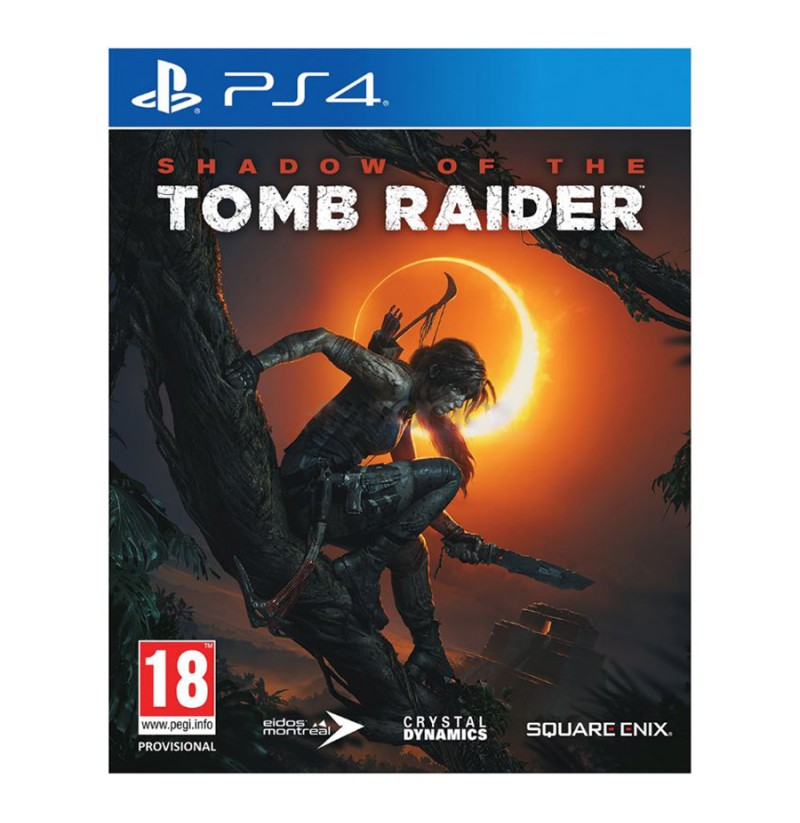 Loje Ps4 Shadow of the Tomb Raider Standard Edition