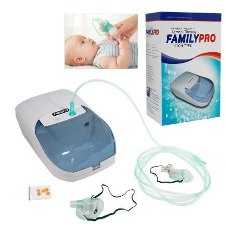 Aerosol Terapi per te Gjithe Familjen