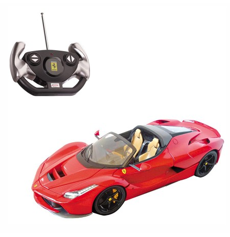 Makine e Telekomanduar Ferrari R/C 1:14