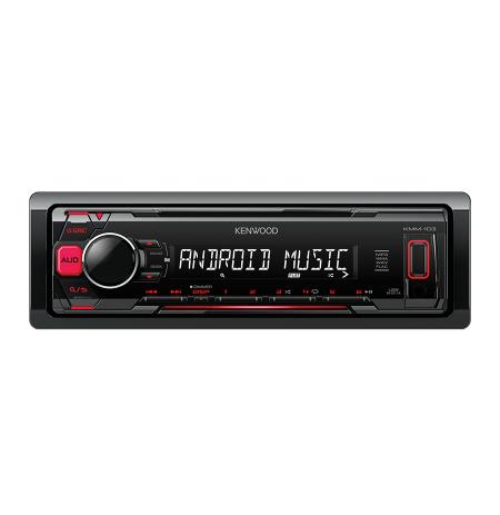 Kasetofon Kenwood KMM-103RY USB & AUX