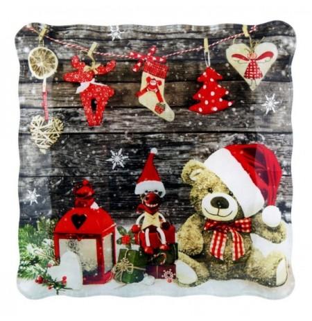 Pjate Qelqi Krishtlindje 17X17