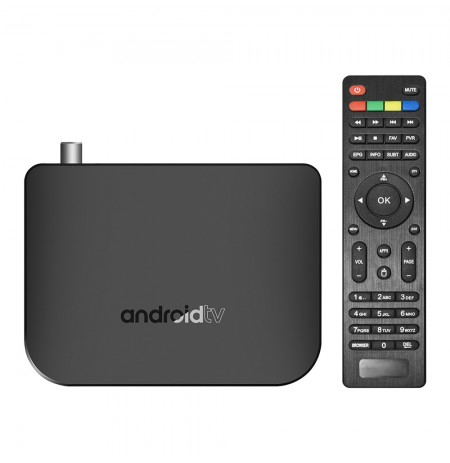 Android Box Mecool M8S + DVB-T2