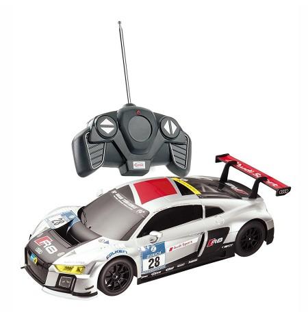 Makine e Telekomanduar Mondo Motors Audi R8 LMS 1:18