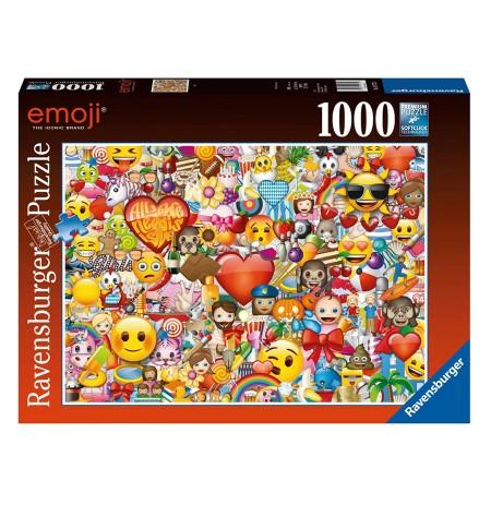Puzzle Ravensburger Emoji 1000Pcs