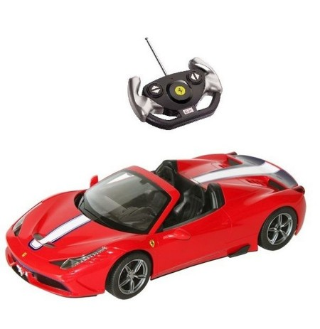 Makine e Telekomanduar Mondo Motors Ferrari 458 Special 1:14