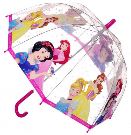 Cader per Femije Princess Transparente