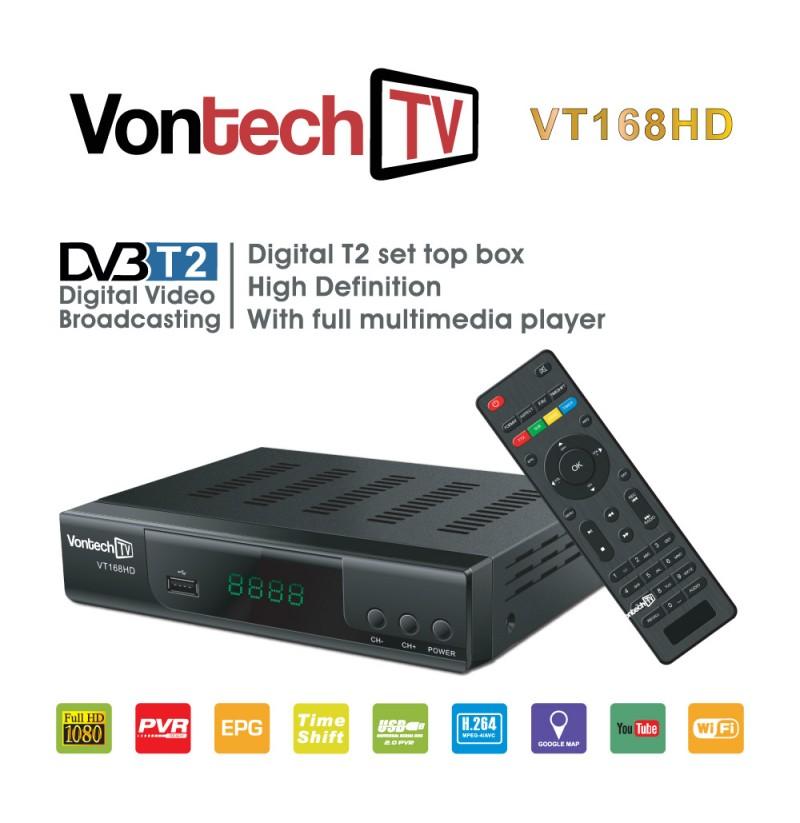 Dekoder DVB T2 + Youtube